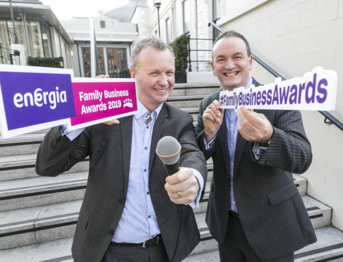 Today FM's Matt Cooper Launches Energia Family Business Awards