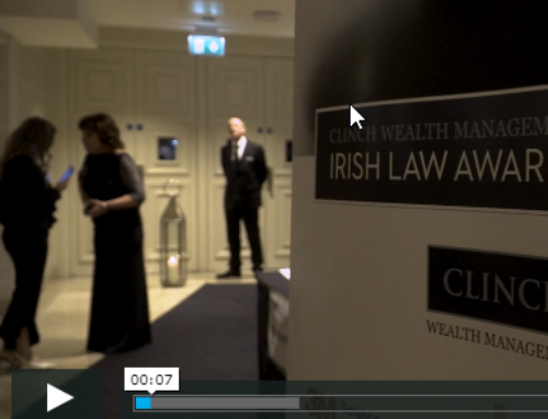 2018 Irish Law Awards Video