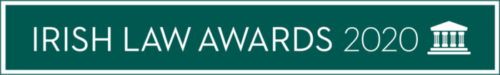 Irish Law Awards 2020 Logo