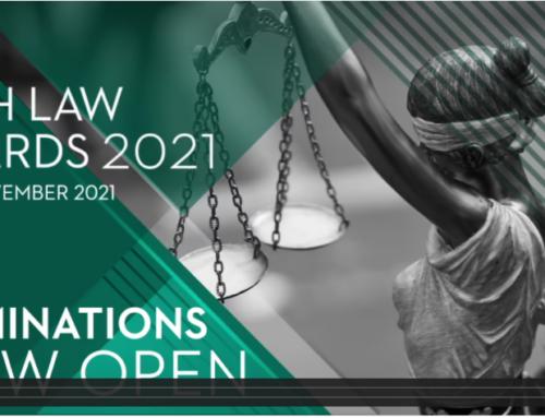 Irish Law Awards 2021 New Categories Announced!